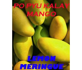 Mangue PPK, Po Pyu Kalay, Lemon Meringue