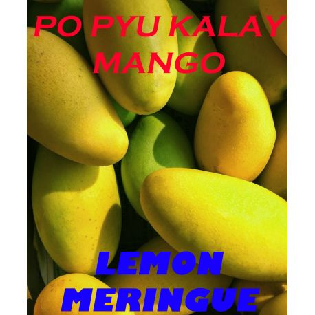 Mangue PPK, Po Piu Kalay, Lemon Meringue